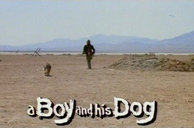 A boy and his dog [1975]