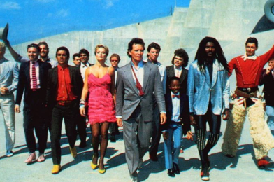 The Adventures of Buckaroo Banzai Across the 8th Dimension [1984]