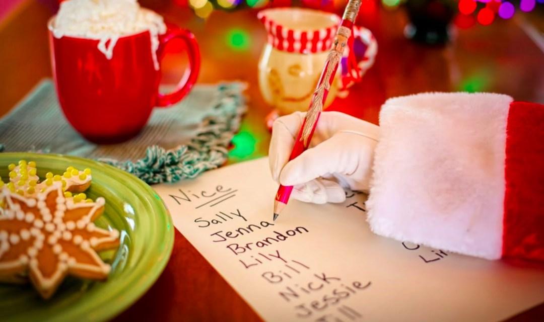 Dear Santa …