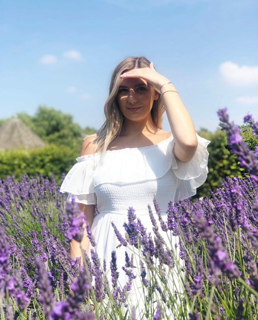 Summer Lust White Dress