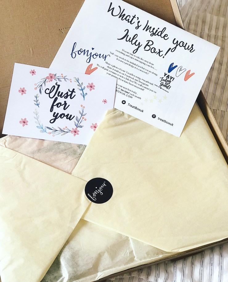 July Gift Box