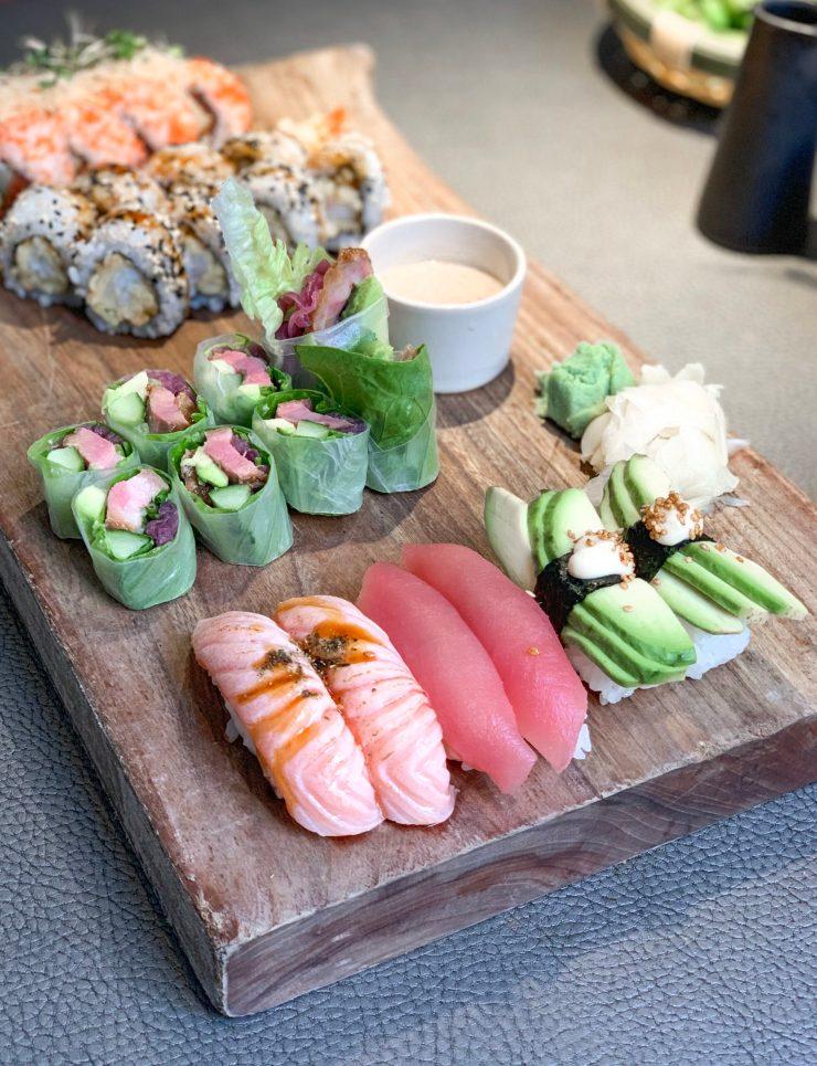 Sticks'n'Sushi Maki