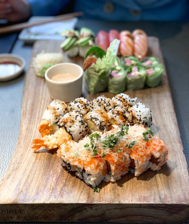 Sticks'n'Sushi Nigiri Rolls
