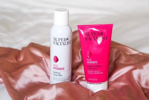 Super Facialist Rose Hydrate Skincare