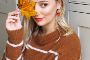 Autumnal Makeup Look