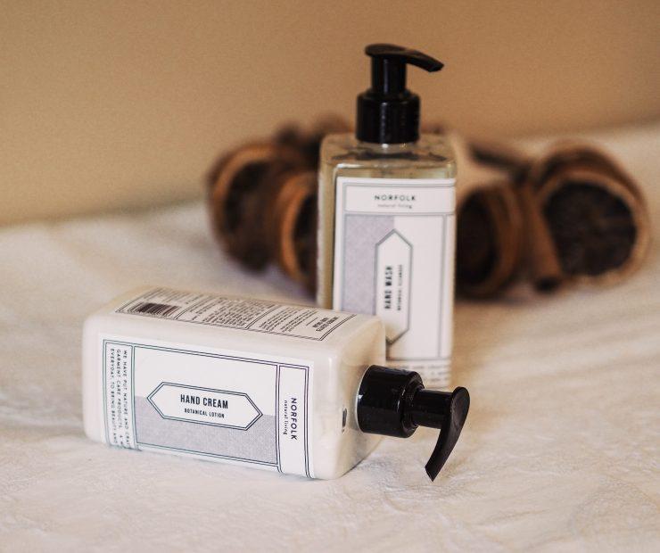 Eco-Friendly Norfolk Natural Living Hand Wash Gift