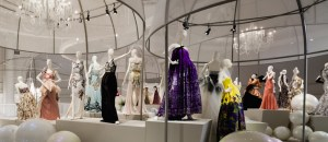 The V&A Ballgowns exhibition