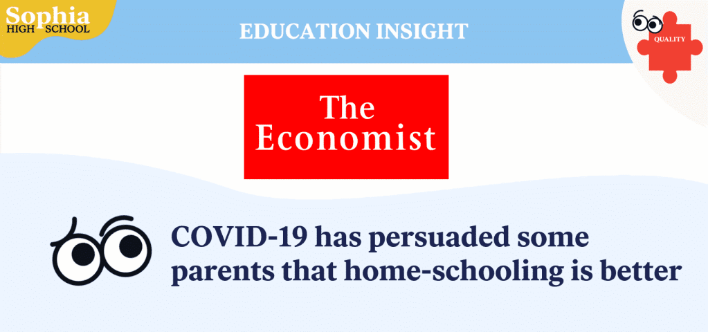 OVID 19 has persuaded parents that homeschooling is better