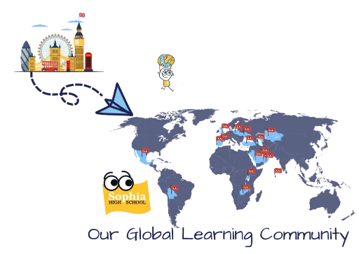 sophia high school global learning community
