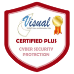 Cyber Security Protection - Provided by Visual Net © 1999-2021