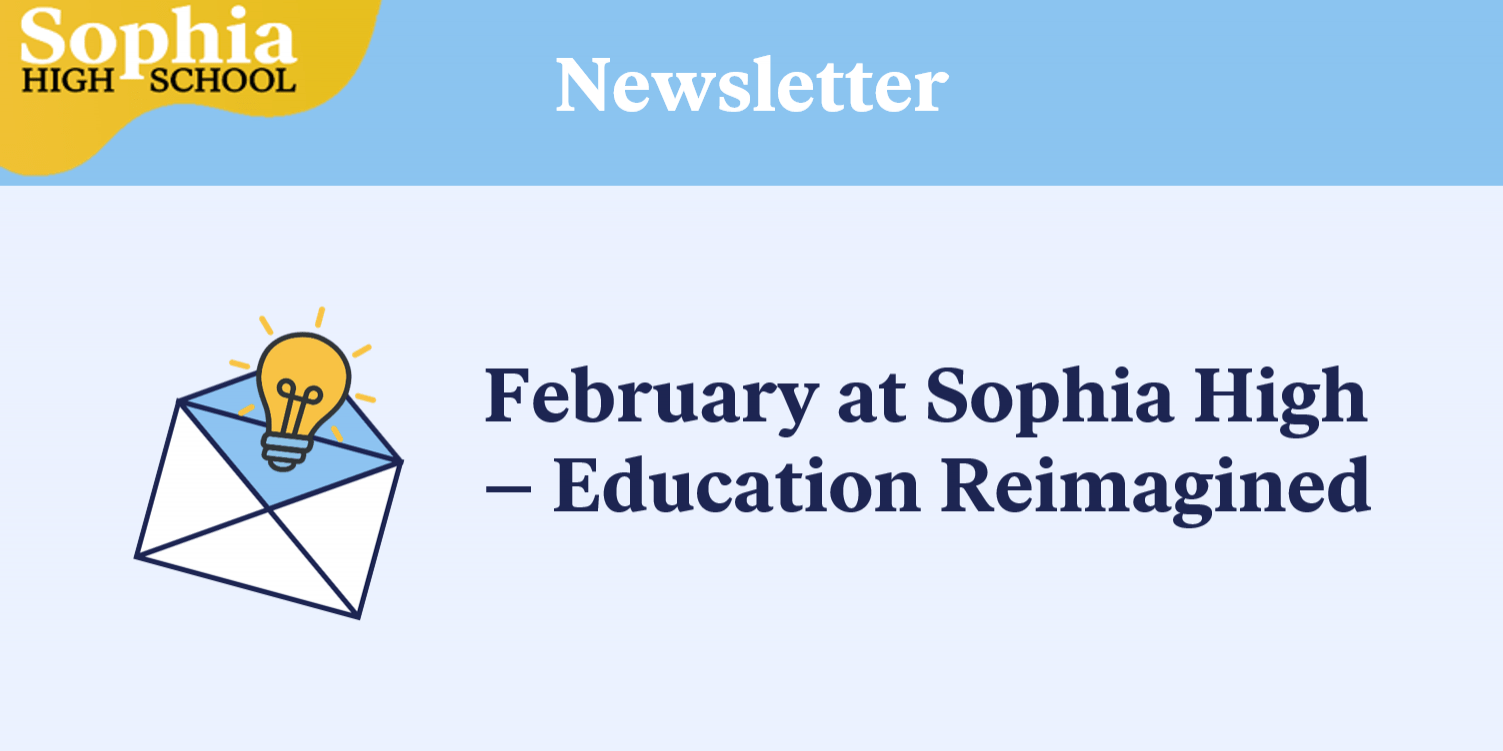 February at Sophia High