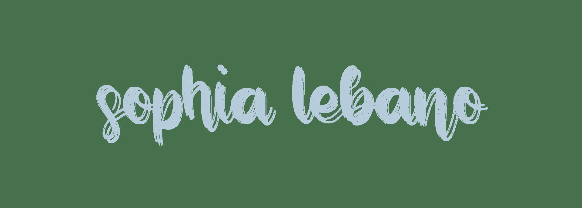 Sophia Lebano