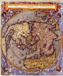 330px-Gerard_de_Jode_1593_Map_Northern_hemisphere