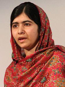 Seventeen-year-old Malala Yousafzai at Girl Summit 2014. Photo by Russell Watkins/Department for International Development.