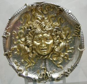 Medusa, by Vincenzo Gemito (1852-1929). GNU-free/CC image courtesy of Sailko via WikiMedia.