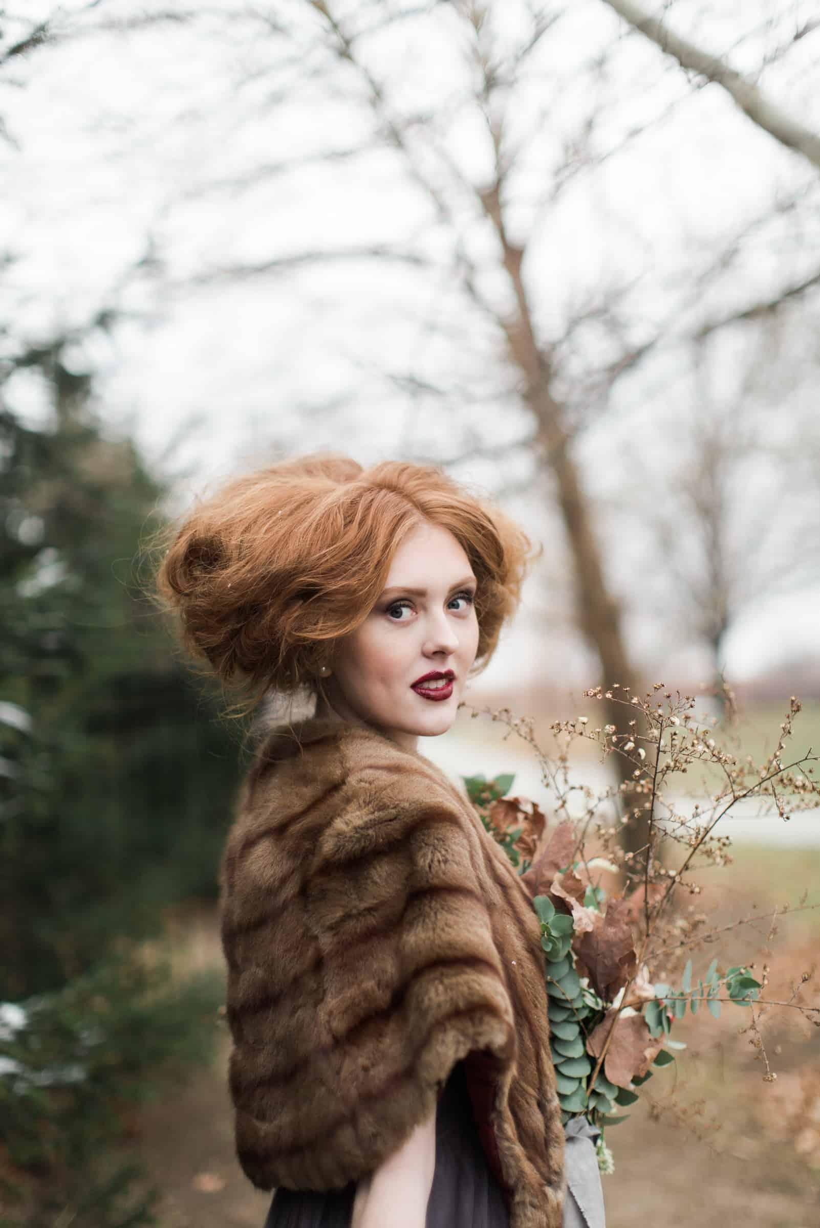 Winter Wedding | Styled Shoot