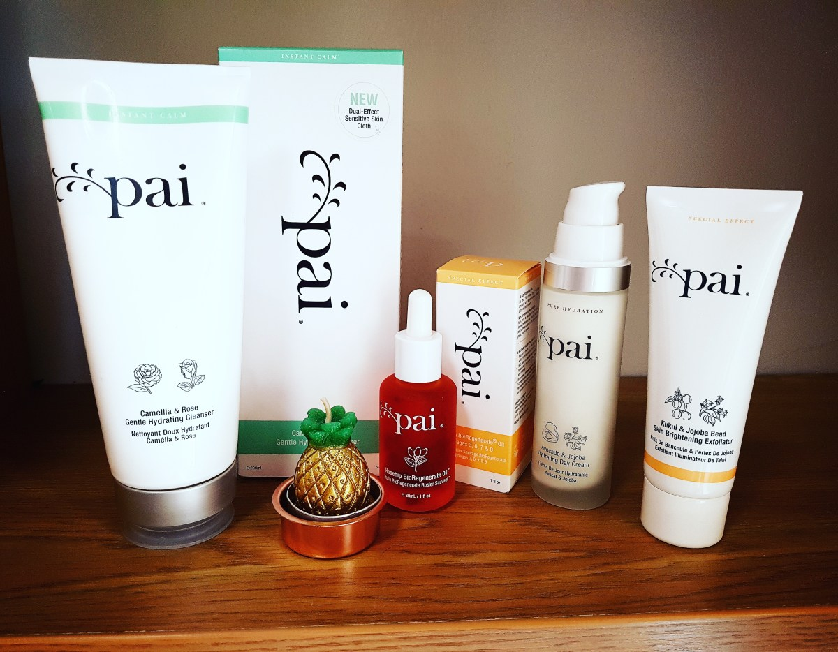 Pai Skincare - Review