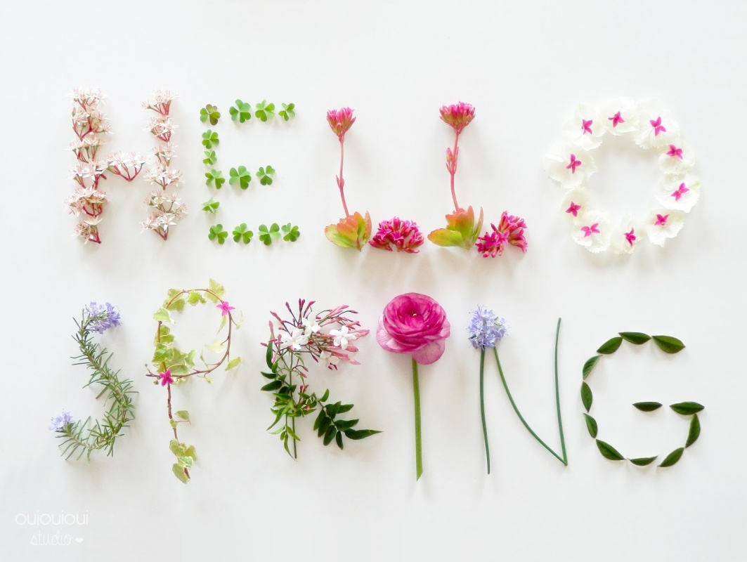 The Three Signs of Spring...