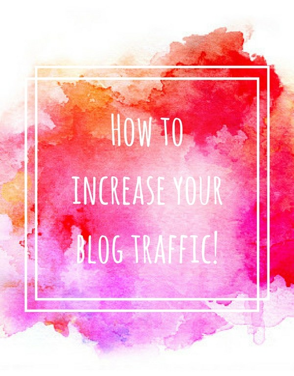How to boost your blog traffic as a newbie blogger!
