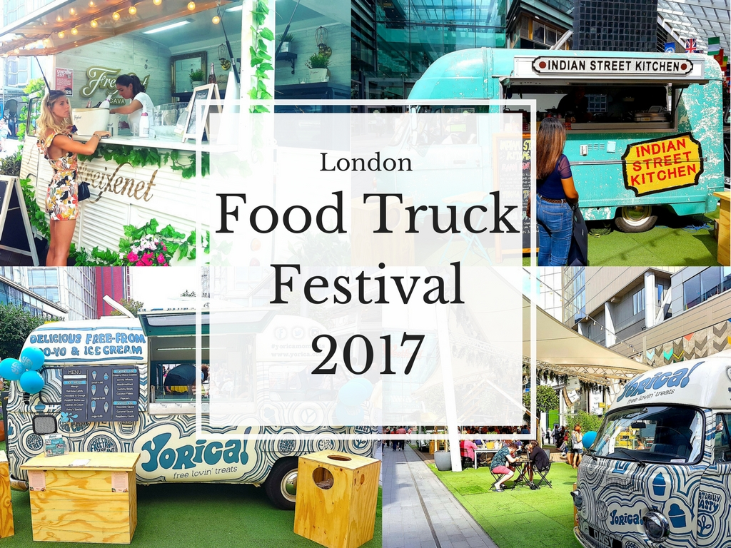 London Food Month - The Food Truck Festival