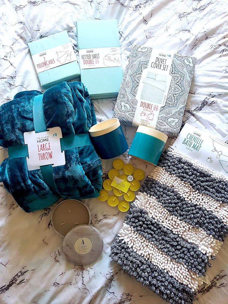 Homeware haul Primark And tiger