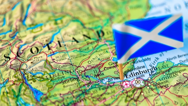3 places I'd love to visit in Scotland