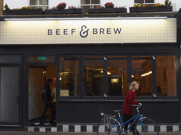 Beef & Brew- Kentish Town – A review