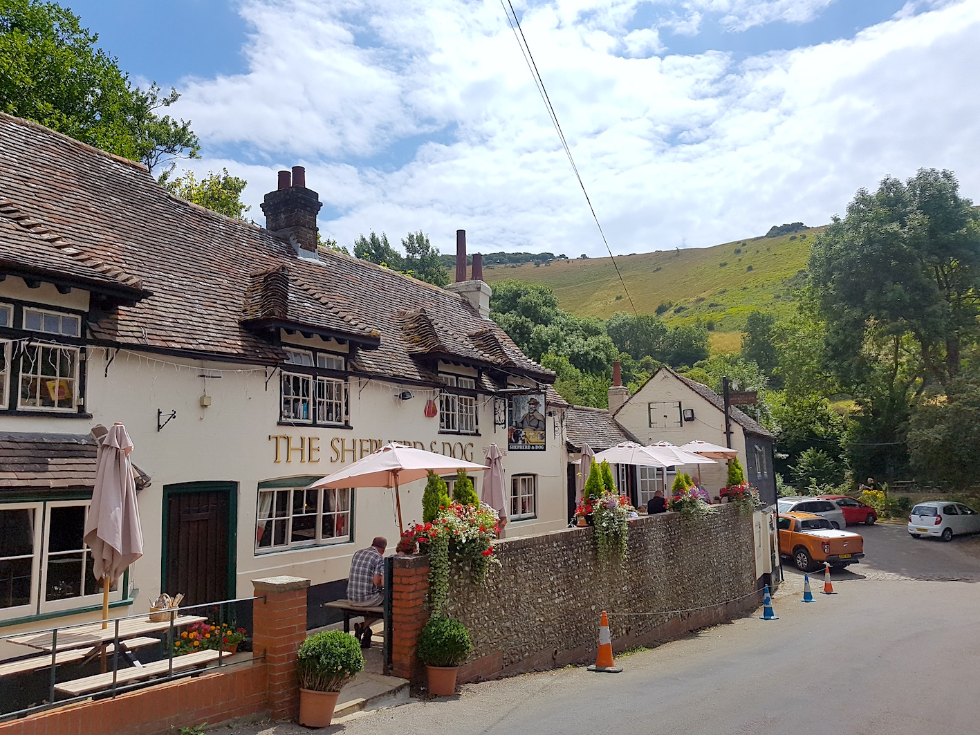 The Shepherd & Dog, Fulking – A Review