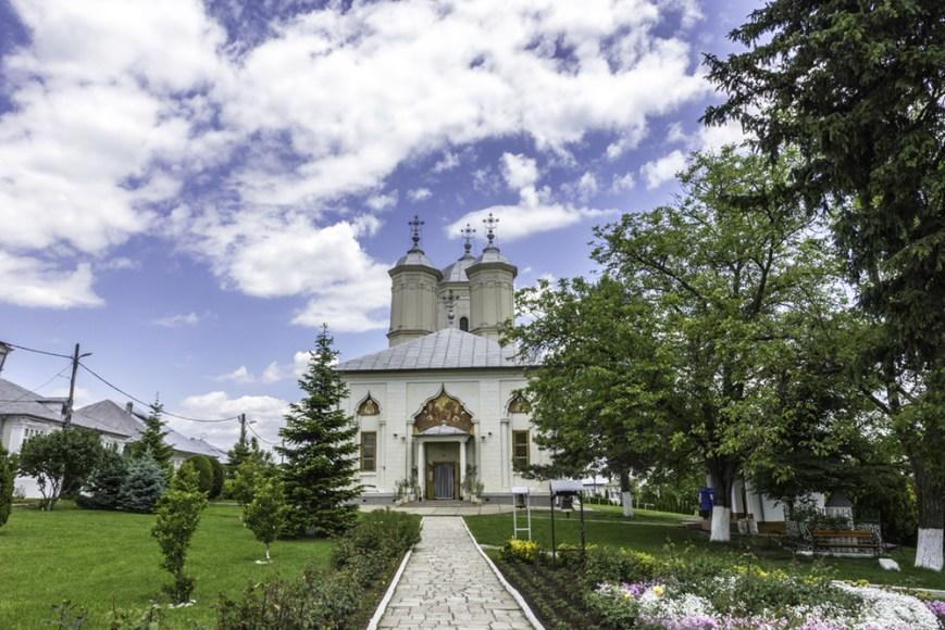 Eglise du monastère de Pasarea