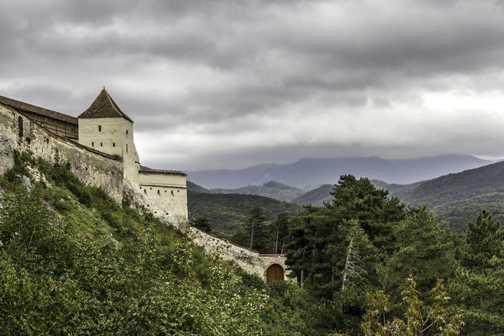 Citadelle de Râsnov
