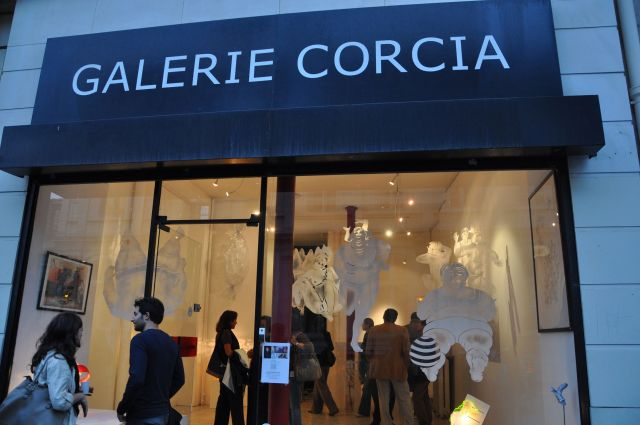 Galerie Corcia - 2013
