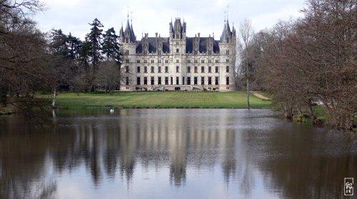 Challain Castle Chteau De Challain Sophies Maze