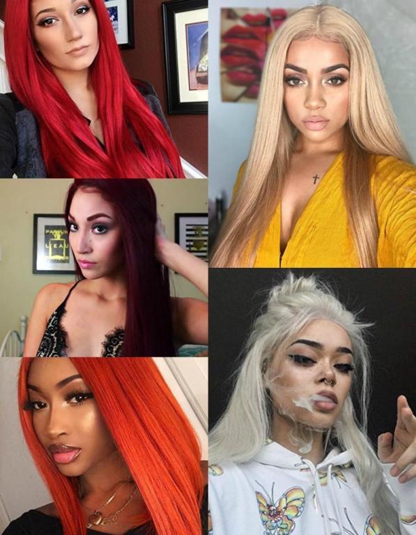 Amazon synthetic wigs