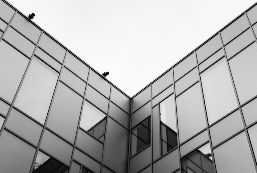 Sophie Bernard Photography - Serie - Architecture & Reflections