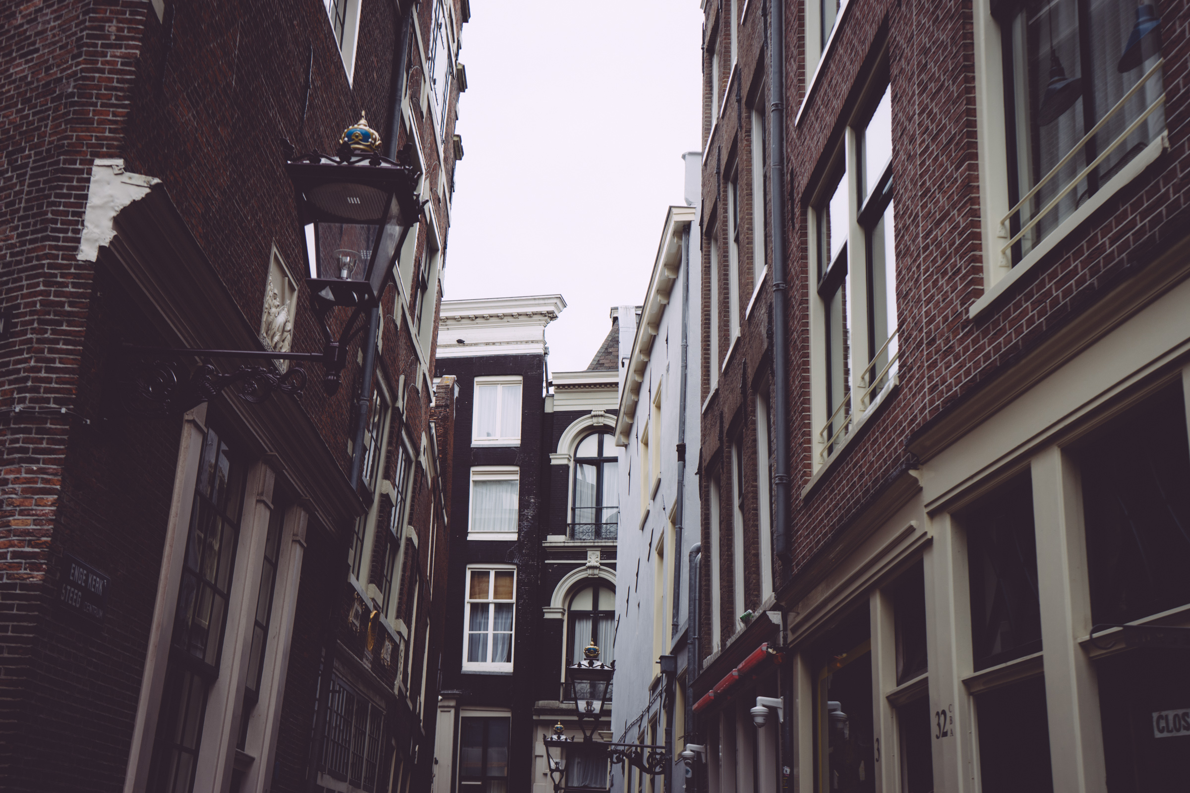 Amsterdam Street and Architecture - Sophie Bernard Photography