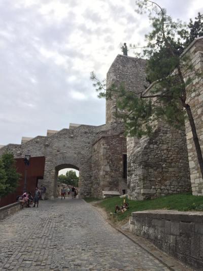 Budapest 2017 castle