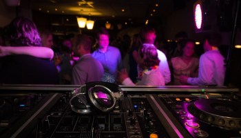Party Music Dj Atmosphere Lighting