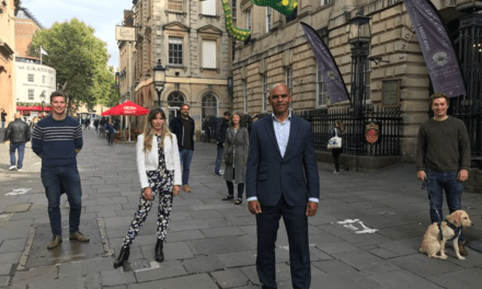 A word from Marvin Rees…. Mayor of Bristol