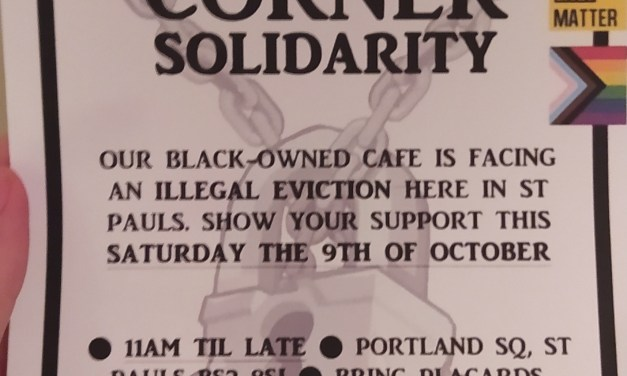 Local Eviction Protest and Party