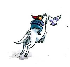Alfie - Horse
