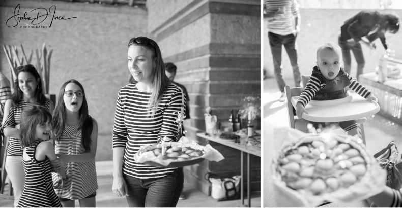 Reportage Parrainage et Anniversaire - Sophie d'Inca - Photographe d'évènements - Souvenirs