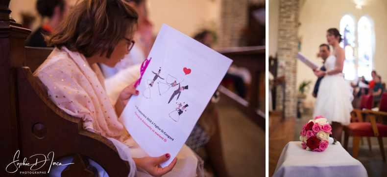 mariage st congard morbihan Sophie D'inca photographie Malestroit 56