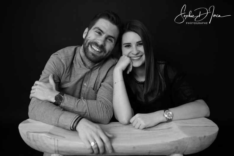 séance photo frère et sœur Sophie D'inca Photographe Malestroit 56