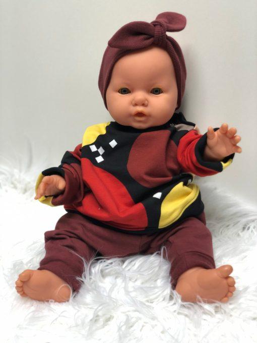 outfit baby broekje trui