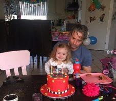 Sophie 3 jaar