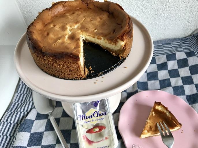 Cheesecake glutenvrij, New York stijl