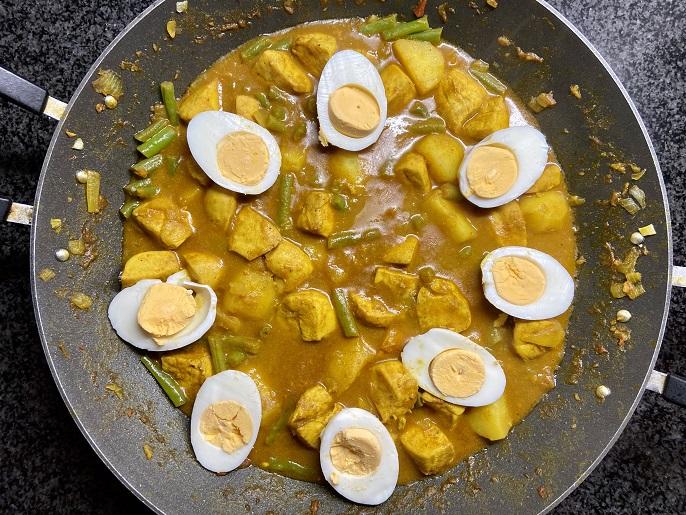 Surinaamse masala kip