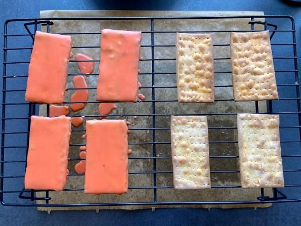 Glutenvrije oranje tompoucen