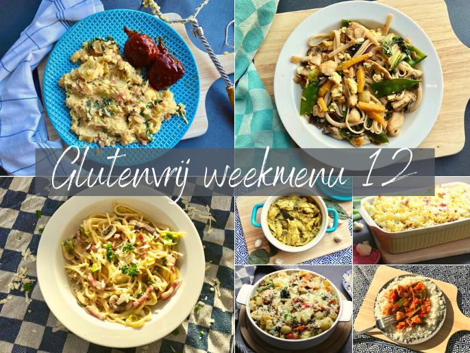 glutenvrij weekmenu 2021-12