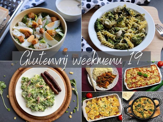 Glutenvrij weekmenu 2021-19